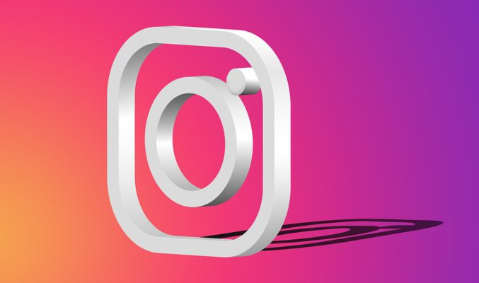 Symbol Illustration Instagram Social Networks Icon